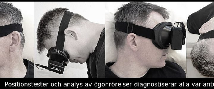 Kristallsjuka – diagnostik