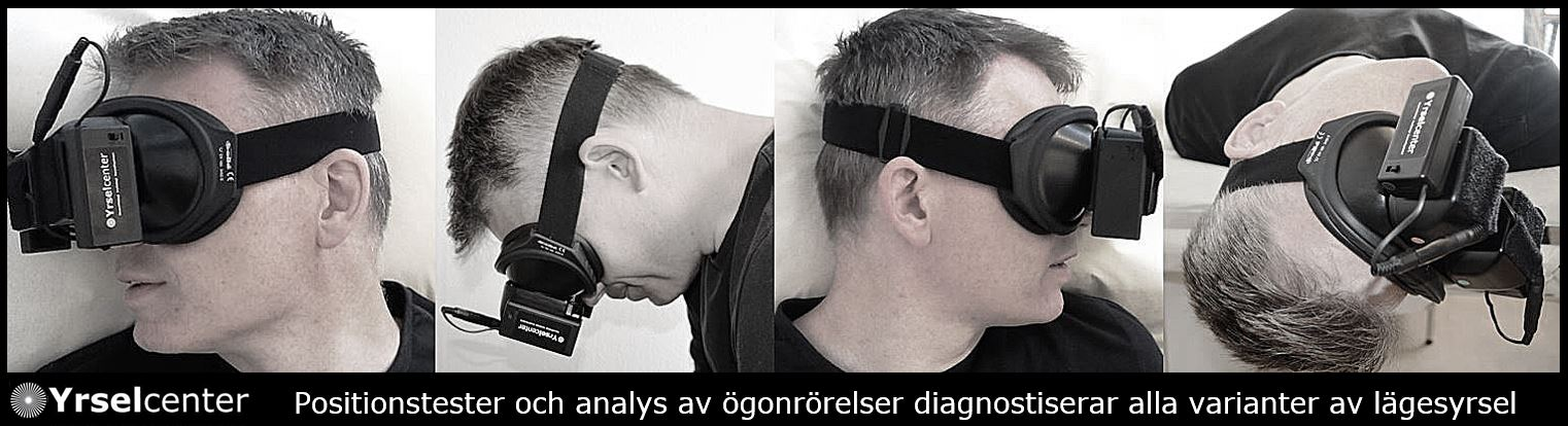 Kristallsjuka diagnostik