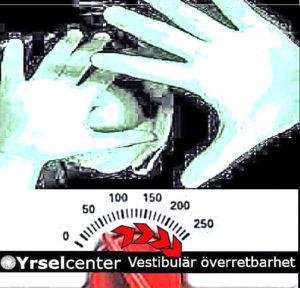 Vestibulär överretbarhet
