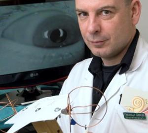 Christian Geisler - läkare och specialist i hörsel- och balansrubbningar