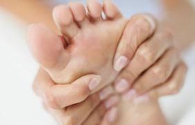 Neuropati i fötter och ben